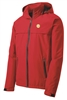 Womens Torrent Waterproof Jacket - Red