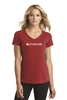 Ogio Women's Peak V-Neck Tee