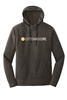 Mens Tri-Blend Fleece Pullover Hoodie