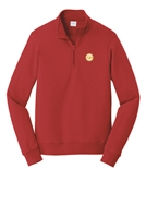 Unisex Fan Favorite Fleece 1/4-Zip Pullover Sweatshirt