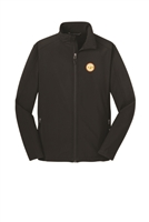 Youth Core Softshell Jacket - Black