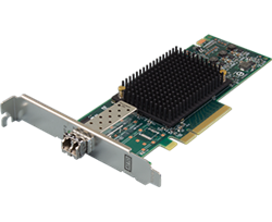 ATTO Celerity FC-161P Single-Channel 16Gb/s Gen 6 Fibre Channel PCIe 3.0 Host Bus Adapter (CTFC-161P-000) product_shot