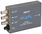 AJA HD10AVA SD/HD Analog to Digital Converter product_shot
