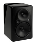 "Mackie HR824mk2 8"" 2-way high resolution studio monitor, P/N 2034159-00 3qrt"