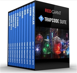 Red Giant Trapcode Suite (Download), TCD-SUITE-D boxshot