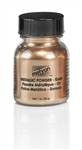 Mehron Metallic Powder 1 oz. Gold