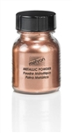 Mehron Metallic Powder 1 oz. Copper