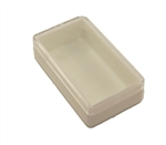 Empty 30 gram 1 Stroke Container|WHITE