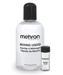 Mehron Mixing Liquid 4.5 oz.