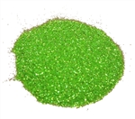 Irridescent Neon Lime Glitter