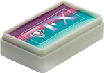 DFX 1 Stroke Cake |Twisted Pastels