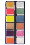 PartyXplosion 12-Color Palette Metallic