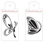 Boost Stencil Set Butterflies