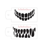 Boost Stencil Set: Teeth
