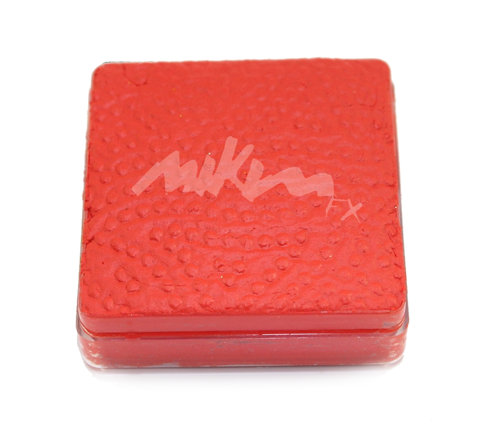 mikimfx 100 gram warm red