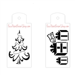 Boost Stencil Set: Christmas Tree and Presents
