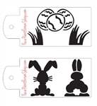 Boost Stencil Set Easter Stencils