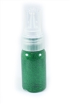 Suzy's Sparkles Gel: Holographic Green