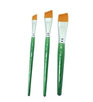 Pennock Protege Short Angled Brush Set