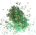 Chunky Glitter: Luck o' the Irish Mix