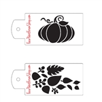 Boost Stencil Set: Fall Set