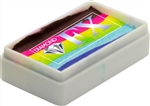 Diamond FX 1-Stroke Cake: Bright Rainbow