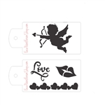 Boost Stencil Set Cupid's Love