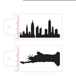 Boost Stencil Set NY Skyline