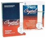 Premium Tack Cloths, Bond Crystal Brand
