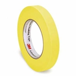 "3M 3/4"" Yellow Automotive Refinish Masking Tape"
