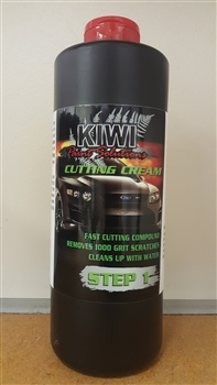 Kiwi Paint Solutions Cutting Cream Step 1 (Quart)