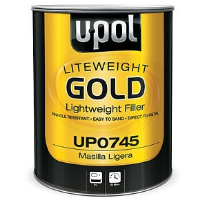 UPOL Flyweight Gold 745 Case
