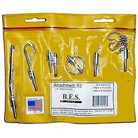 "BES Manufacturing FIB120 FIBERFISH ATTACHMENT KIT FOR (1/4"" rods) (PAL 1757)"