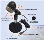 Calrad 10-37 USB Podcasting Microphone