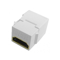 Calrad 28-166K Keystone HDMI 1.3b Female to Female Insert