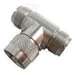 Calrad 30-471 UHF Coax T Connector