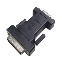 Calrad 35-700 DVI-I Male to VGA DB-15 Female Adapter