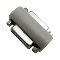 Calrad 35-710-A DVI-I to DVI-I Female to Female Coupler.