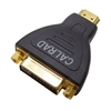 Calrad 35-712A<br>HDMI Male to DVI-D Female Adapter with Gold plated contacts.