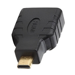 Calrad 35-725  Micro HDMI Male to HDMI Female Adapter