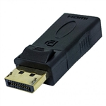 Calrad 35-726 HDMI Male to DisplayPort Female adapter
