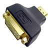 Calrad 35-727<br>DVI-D Female to Male DisplayPort Male adapter