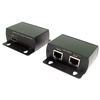 Calrad 40-1072M Active HDMI Miniature Baluns over (2) Cat5e Cat6 Cables