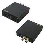 40-1096-IR Calrad HDMI Balun Plus IR over Single Coax Cable