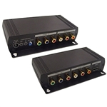 Calrad 40-40YH01 Component Video + Audio to HDMI Converter