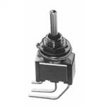 Calrad 40-511 Toggle Switch, SPDT, On-Off-On, Vertical Mount