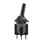 Calrad 40-613 Sub-Mini Toggle Switch, SPDT On-On
