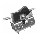 Calrad 40-632 Rocker Switch SPDT On-On