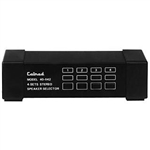 Calrad 40-642 Stereo Speaker Selector Switch