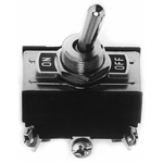 Calrad 40-691 Toggle Switch, SPST Heavy Duty